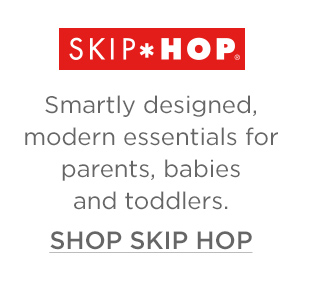Skip Hop | Smartly designed, modern essentials for parents, babies and toddlers. | Shop Skip Hop