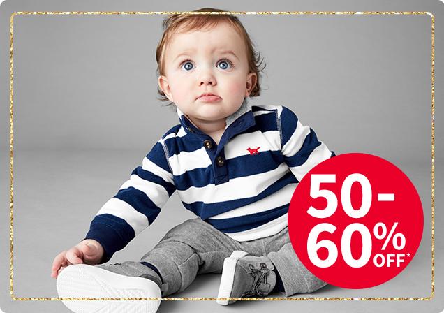 50-60% OFF*